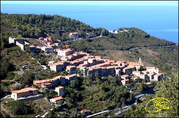 Elba Il paese di Marciana
