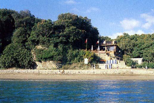 spiaggia fornacelle telegrafo